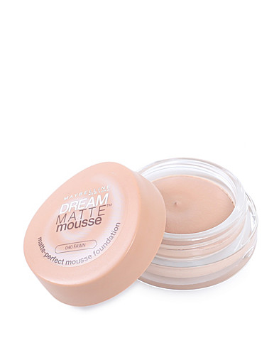 Dream Matte Mousse (956502641)