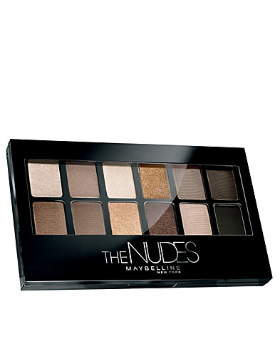 Eye Shadow Pallet The Nudes (1954230999)