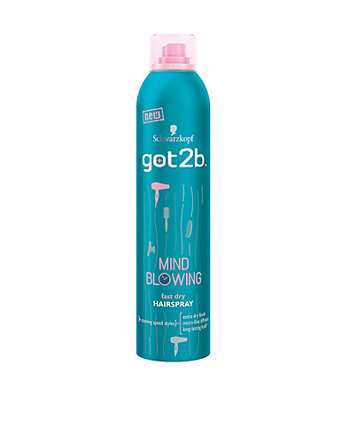 Mind Blowing Hairspray 300 ml (1985244937)