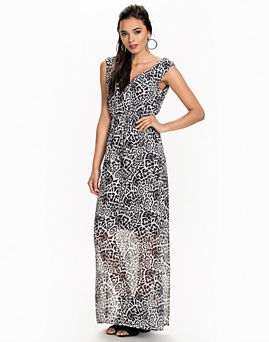 Grace Long Print Dress (2039309175)