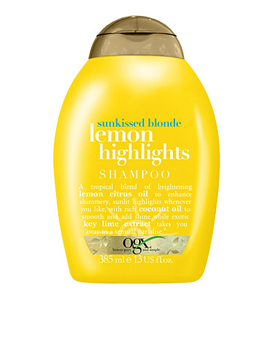 Lemon Highlights Shampoo (2059535097)
