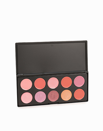 10 Color Lipgloss Palette (2062618217)
