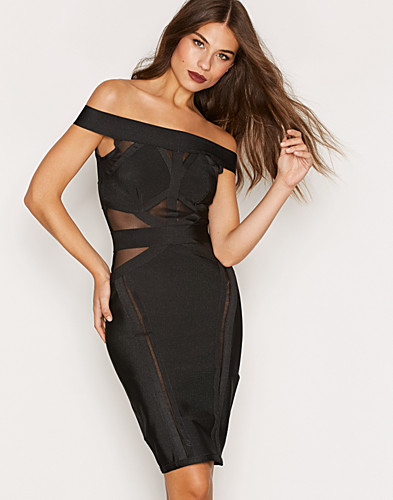 Off Shoulder Bodycon (2300131831)