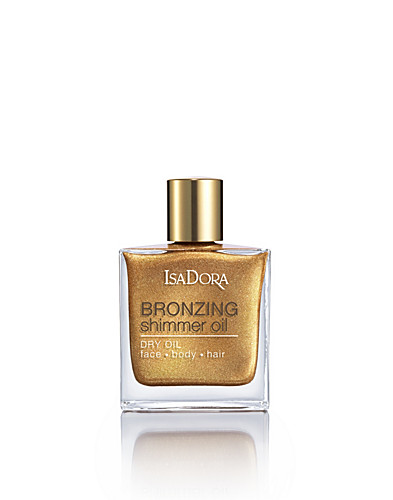 Bronzing Shimmer Oil For Face-Body-Hair