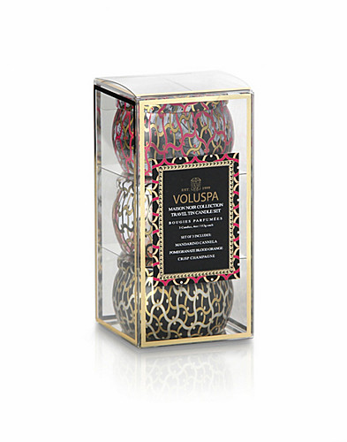 Maison Noir Collection Travel Tin Candle Set (2300131859)