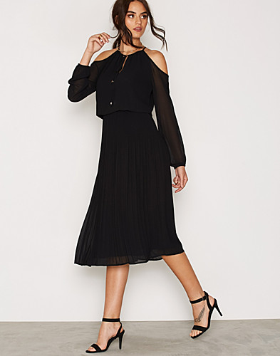 Cold Shoulder Boot Dress (2286838947)