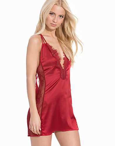 Luxury Satin Night Dress (2165882787)