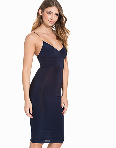 Cami Strap Slinky Mini Dress (2053731103)