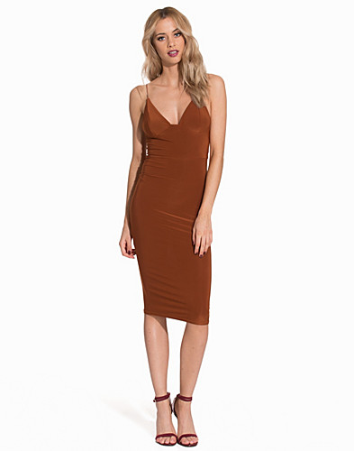 Cami Strap Slinky Mini Dress (2058574409)