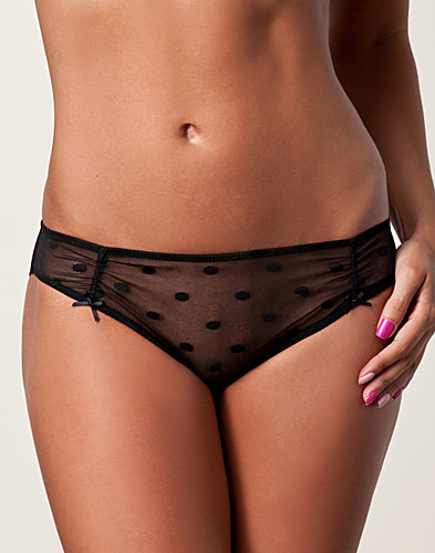 DIM Mod Petit Tulle Dot Brief