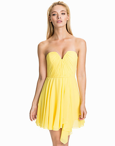 Chiffon Bandeau Prom Dress (2008709843)