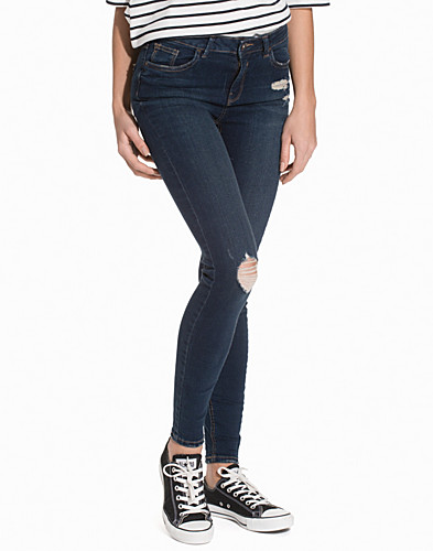 Skinny Busted Knee Jeans (2146782709)
