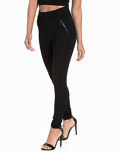 Double Zip Side Leggings (2165883077)