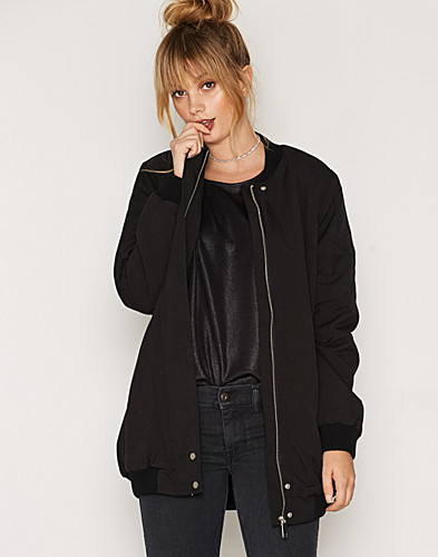 Nelly.com SE - Borg Lined LL Bomber 599.00