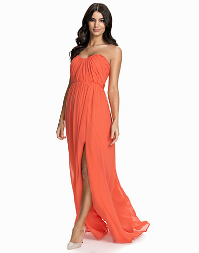 Bandeau Drape Dress (1914315341)