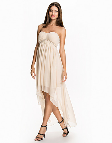 High Low Bandeau Dress (2023871589)
