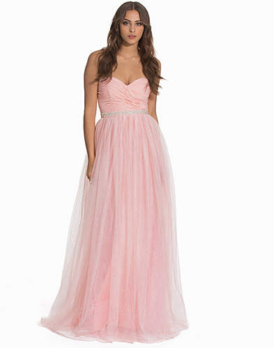 Maxi Tulle Gown (2109060829)