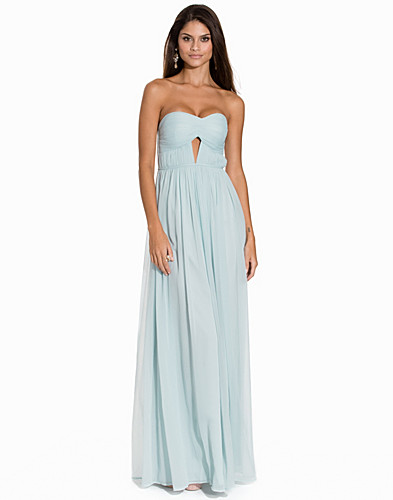 Cut Out Pleat Gown (2189838139)
