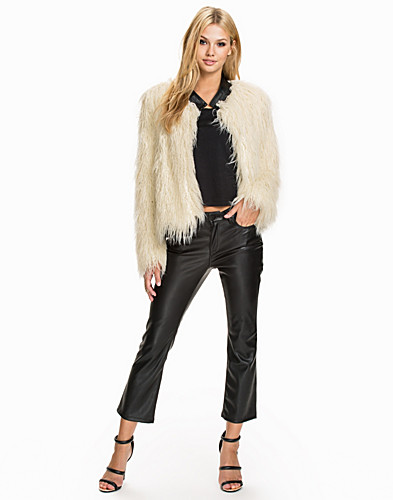 Fake Fur Jacket (2044021855)