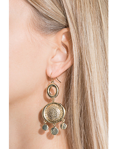 Circle Hanging Earrings (2111633075)