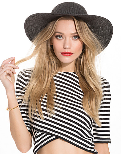 Bow Strap Straw Hat (2224360935)