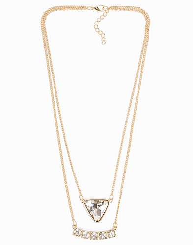 Double Detail Necklace (2192265141)