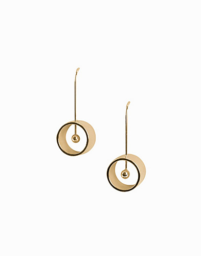 Wide Ring Earrings (2152793899)