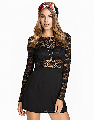 Lace Set Playsuit (2039951127)