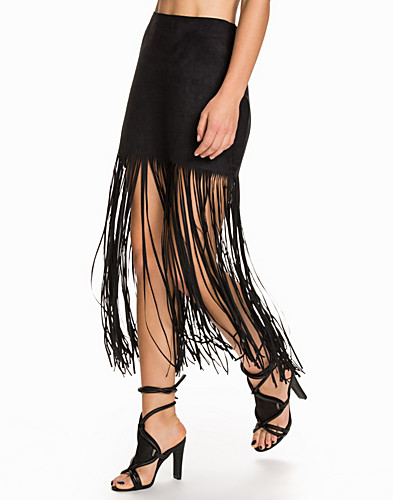 Cut Fringe Skirt (2048160263)