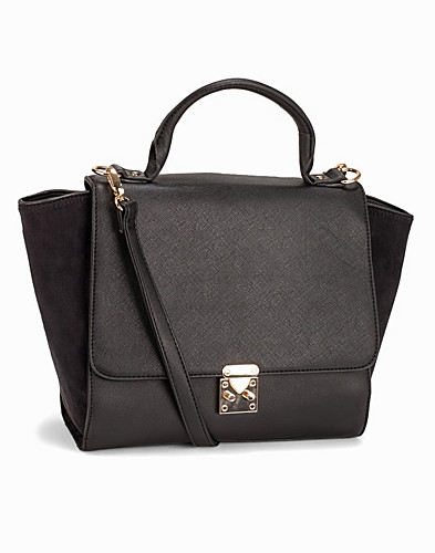Mixed Material Tote (2289132685)