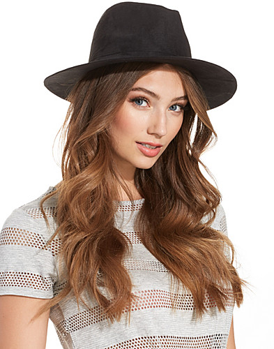 Solid Faux Suede Hat (2275467583)