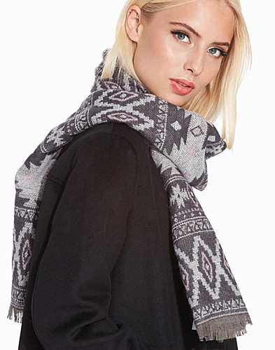 Nelly.com SE - Printed Knit Scarf 179.00