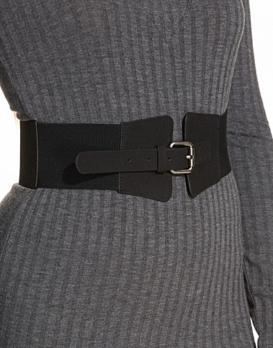 Suede Wide Belt (2278960843)