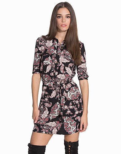 Paisley Shirt Dress (2279982557)