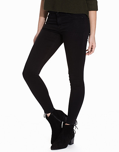 Black Leigh Jeans (2127940057)