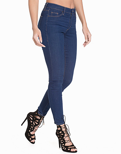 Pansy Blue Leigh Jeans (2127940091)