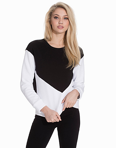 Colour Block Sweatshirt (2127940135)