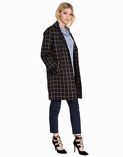 Check Duster Coat (2138893773)