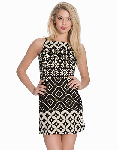Daisy Jacquard Pinafore Dress (2127940311)