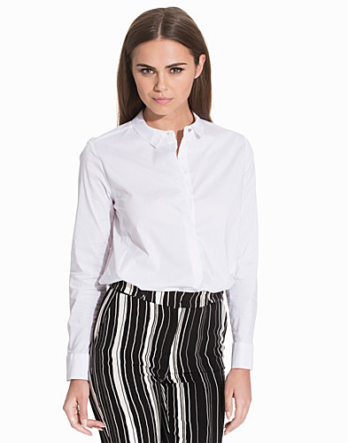 Neat Pleated Shirt (2127940147)