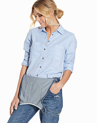 Herringbone Chambray Shirt (2226272371)