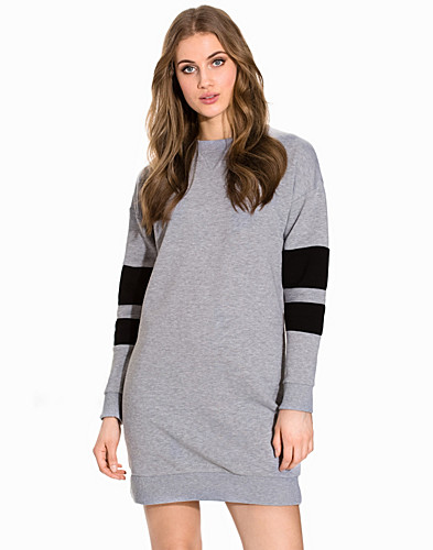 Sporty Sweatshirt Dress (2280789487)