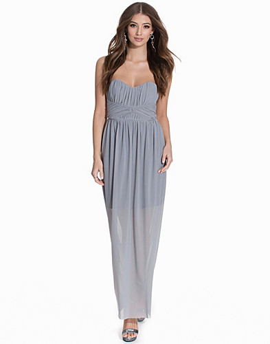 Bandeau Maxi Dress (2152793889)