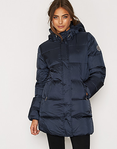 Classic Long Down Jacket (2286839023)