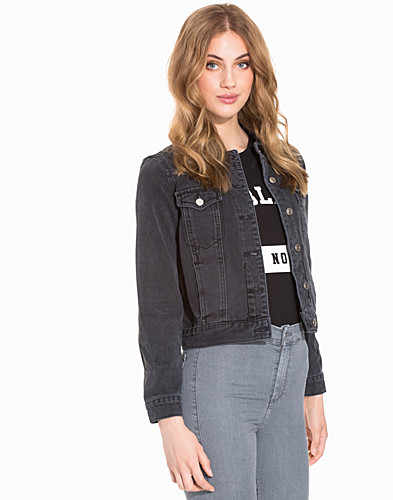 Denim Western Jacket (2287656019)