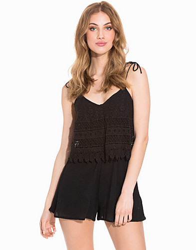 Crochet Layer Playsuit (2172645961)
