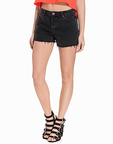 Washed Black Ashley Shorts (2189838171)