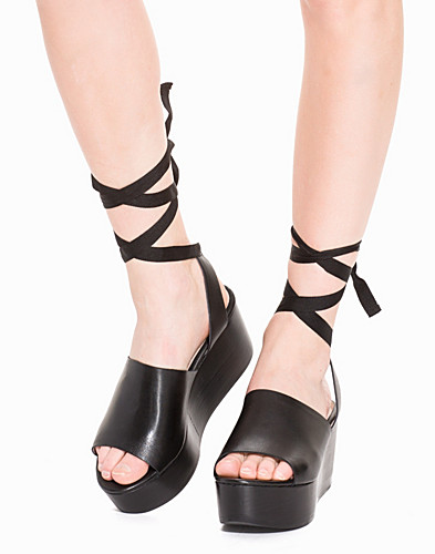 Ankle Tie Wedge (2194270681)