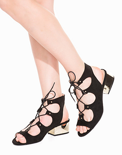 Heeled Ghillie Sandal (2192265163)