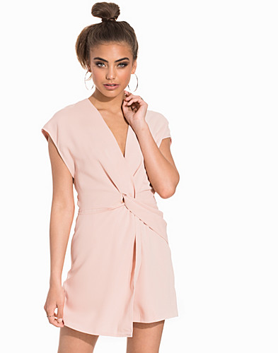 Blush Drape Playsuit (2291647089)